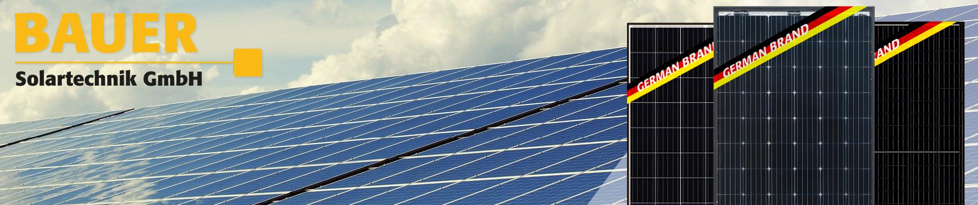 Hersteller Bauer Solartechnik